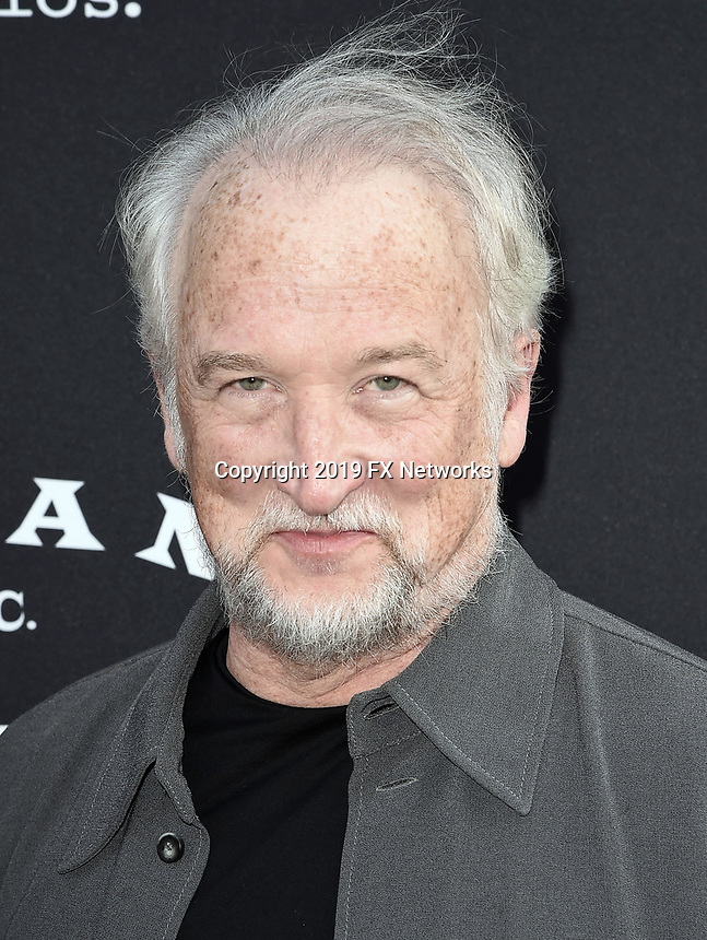 """LOS ANGELES - AUGUST 27: Executive Producer/Director Kevin Dowling attends the season two red carpet premiere of FX's """"Mayans M.C"""" at the ArcLight Dome on August 27, 2019 in Los Angeles, California. (Photo by Scott Kirkland/FX/PictureGroup)"""