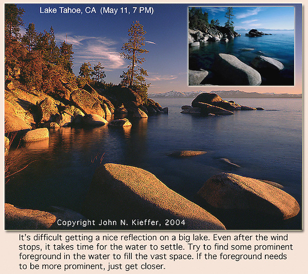 From John's 3rd book: &quot;Mastering Nature Photography.&quot; <br /> John offers private photo tours and workshops throughout Colorado. Year-round.