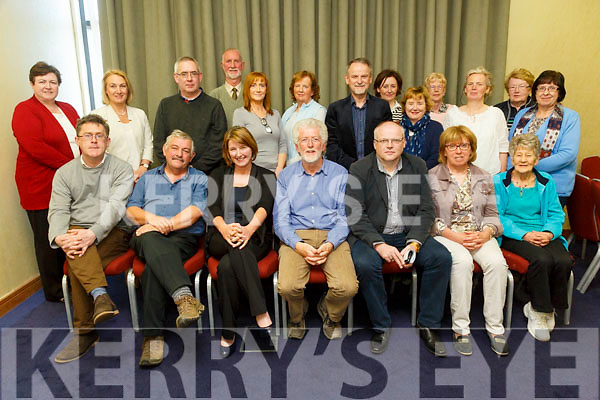 Kerry Volunteer Conference at Manor West Hotel on Thursday with   Speaker Senan Turnbull of Irelands' Governance Code Working Group and delegates