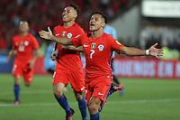 Rusia 2018 Chile vs Uruguay - Partido