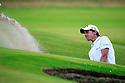 Matteo Manassero (ITA) in action during the final round of the 143rd Open Championship played at Royal Liverpool Golf Club, Hoylake, Wirral, England. 17 - 20 July 2014 (Picture Credit / Phil Inglis)