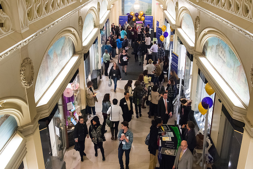 Photos from the Picture Yourself at Emerson event, April 2016