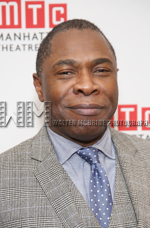 Michael Potts attends August Wilson's 'Jitney' Broadway opening night after party at Copacabana on January 19, 2017 in New York City.
