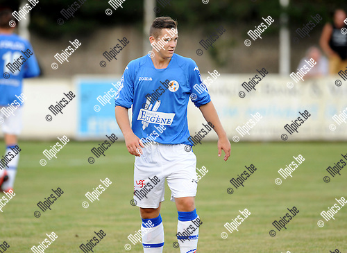 2014-07-27 / Voetbal / seizoen 2014-2015 / FC Turnhout / Jens Borgmans<br /><br />Foto: mpics.be