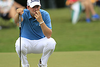 Bernd Wiesberger (AUT) on the 10th green during Friday's Round 2 of the 2017 PGA Championship held at Quail Hollow Golf Club, Charlotte, North Carolina, USA. 11th August 2017.<br /> Picture: Eoin Clarke | Golffile<br /> <br /> <br /> All photos usage must carry mandatory copyright credit (&copy; Golffile | Eoin Clarke)