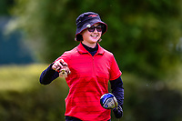 Juliana Hung of Canterbury. Toro New Zealand Womens Interprovincial Tournament, Waitikiri Golf Club, Christchurch, New Zealand, 4th December 2018. Photo:John Davidson/www.bwmedia.co.nz