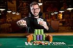 2019 WSOP Event 56: $1,500 No-Limit Hold'em Super Turbo Bounty