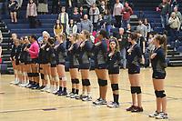 Volleyball 8th Grade 2/3/2020