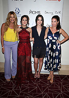 10 July 2019 - West Hollywood, California - Denise Albert, Laura Marano, Vanessa Marano, Melissa Gerstein. The Makers of Sylvania host a Mamarazzi event held at The London Hotel. Photo Credit: Faye Sadou/AdMedia