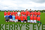 East Kerry Team - Under 14 County District Shield Feale Rangers versus East Kerry at Firies Gaa ground on Sunday