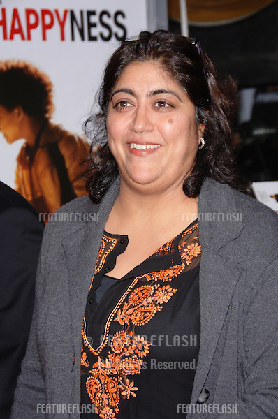 "GURINDER CHADHA at the world premiere of ""The Pursuit of Happyness"" at the Mann Village Theatre, Westwood..December 7, 2006  Los Angeles, CA.Picture: Paul Smith / Featureflash"