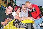 ROAD RACE: Pictured on 18th June at the launch of the upcoming 7th annual Athea Road Race which will take place on June 27th to 29th in Athea were Paul Greaney (sponsor), Joanne Kelly Walsh and Connie Herbert (committee) with Marie Greaney (sponsor).   Copyright Kerry's Eye 2008