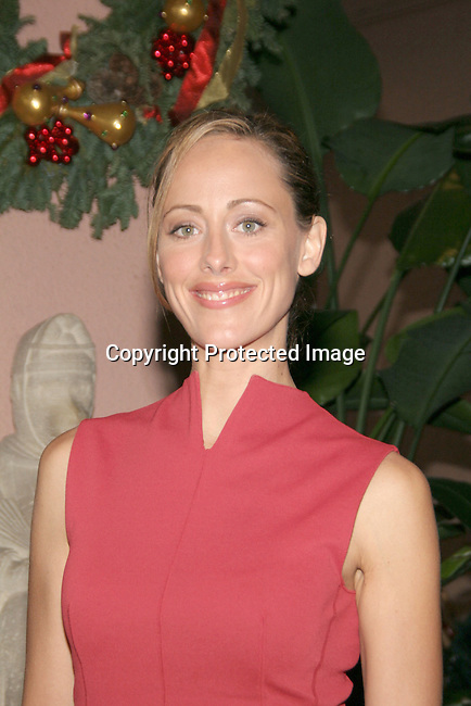 Kim Raver<br />The Hollywood Reporter&rsquo;s Annual Women In Entertainment Power 100 Breakfast<br />Beverly Hills Hotel<br />Beverly Hills, CA, USA<br />Tuesday, December 7th, 2004 <br />Photo By Celebrityvibe.com/Photovibe.com, <br />New York, USA, Phone 212 410 5354, <br />email: sales@celebrityvibe.com