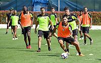2018/07/12 Udinese allenamento sui campi del Bruseschi