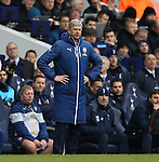 Arsenal's Arsene Wenger looks on dejected<br /> <br /> Barclays Premier League- Tottenham Hotspurs vs Arsenal  - White Hart Lane - England - 7th February 2015 - Picture David Klein/Sportimage