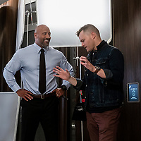 Skyscraper (2018) <br /> DWAYNE JOHNSON, DIR. RAWSON MARSHALL THURBER<br /> *Filmstill - Editorial Use Only*<br /> CAP/FB<br /> Image supplied by Capital Pictures