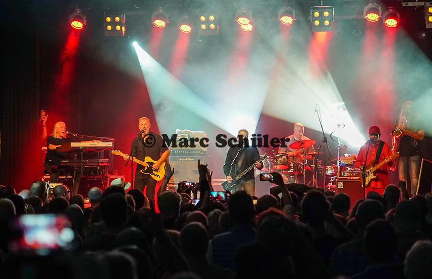 Spider Murphy Gang tritt in der ausverkauften Hegelsberghalle auf - Griesheim 02.11.2019: Konzert der Spider Murphy Gang