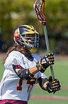 Orange, CA 05/17/14 - Adam Beauchamp (Arizona State #14) in action during the 2014 MCLA Division I Men's Lacrosse Championship game between Arizona State and Colorado at Chapman University in Orange, California.  Colorado defeated Arizona State 13-12.