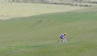 09 JUN 2007 - TREDEGAR, UK - Carl Blasco - National Elite Triathlon Championships and Corus Elite Triathlon Series Rd 2. (PHOTO (C) NIGEL FARROW)