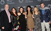 www.acepixs.com<br /> <br /> February 8 2018, New York City<br /> <br /> Actors (L-R) Tracy Letts, Talia Balsam, guest, Molly Shannon, Sarah Jessica Parker and Thomas Haden Church arriving at an evening with the cast of 'Divorce' at The Paley Center for Media on February 8, 2018 in New York City. <br /> <br /> By Line: Nancy Rivera/ACE Pictures<br /> <br /> <br /> ACE Pictures Inc<br /> Tel: 6467670430<br /> Email: info@acepixs.com<br /> www.acepixs.com