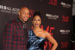 Dorian Missick & Simone Missisk at Premier of Tell Me A Stoyr in which he stars - This is no fairy tale at Metrograph, NYC on October 23, 2018 which is a CBS - all Access original series - premieres on Halloween  (Photo by Sue Coflin/Max Photos)