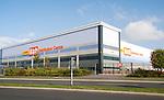 B&Q distribution centre G Park industrial estate, Swindon, England, UK