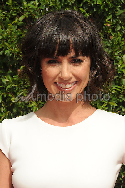12 September 2015 - Los Angeles, California - Constance Zimmer. 2015 Creative Arts Emmy Awards - Arrivals held at the Microsoft Theatre. Photo Credit: Byron Purvis/AdMedia