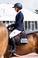 WELLINGTON, FL &ntilde; FEBRUARY 11: Eve Jobs wins 3rd place during the Winter Equestrian Festival&iacute;s $70,000 Hollow Creek 1.50m Classic at The Palm Beach International Equestrian Center in Wellington, Florida, USA. February 11, 2018. <br /> CAP/MPI140<br /> &copy;MPI140/Capital Pictures