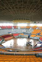 Beijing Workers Indoor Arena. Olympic Venues<br /> Olimpiadi Pechino 2008. Impianto Giochi Olimpici<br /> Foto Cspa/Insidefoto