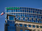 Hotel Holiday Inn przy ulicy Wielopole w Krakowie, Polska<br /> Holiday Inn Hotel on Wielopole Street in Cracow, Poland