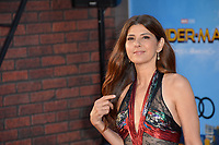 Marisa Tomei at the world premiere for &quot;Spider-Man: Homecoming&quot; at the TCL Chinese Theatre, Los Angeles, USA 28 June  2017<br /> Picture: Paul Smith/Featureflash/SilverHub 0208 004 5359 sales@silverhubmedia.com