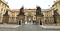 MAR 1 Prague - Castle
