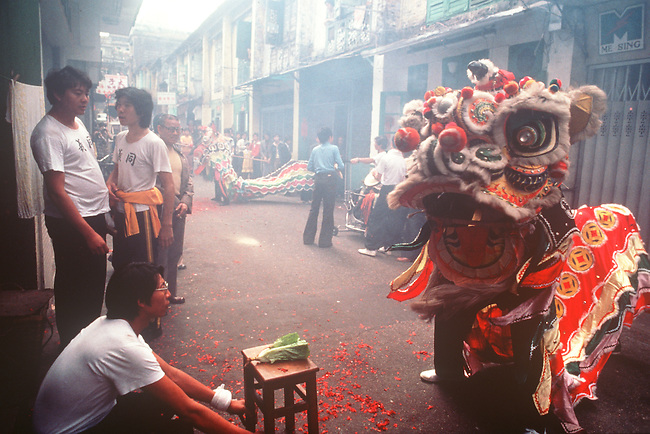 Chinese New Year, Macao