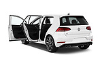 Car images of 2019 Volkswagen Golf R 5 Door Hatchback Doors