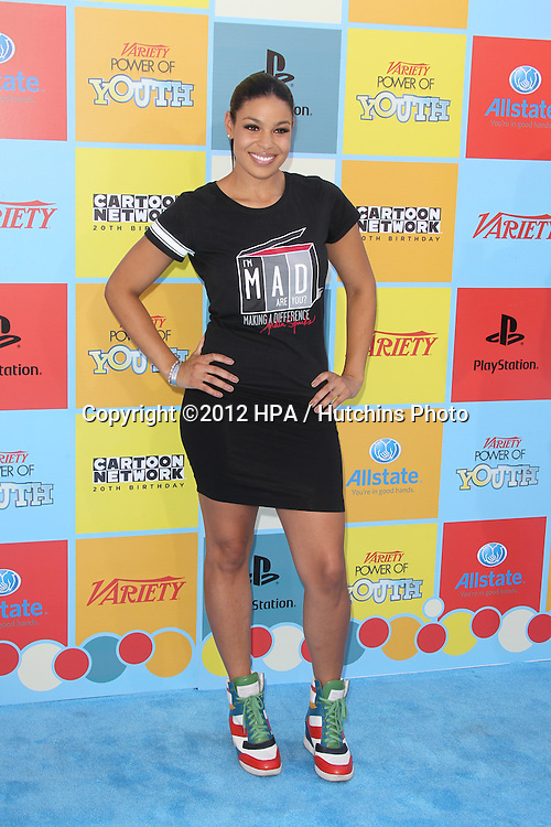 LOS ANGELES - SEP 15:  Jordin Sparks arrives at the Variety's Power Of Youth Event at Paramount Studios on September 15, 2012 in Los Angeles, CA