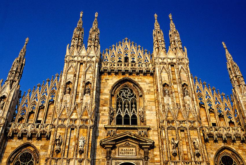Duomo (Cathedral), Milan, Italy