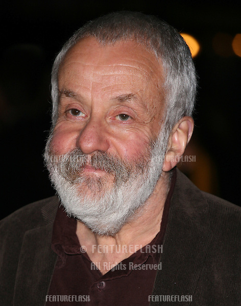 Mike Leigh  attends the 'Another Year' premiere during the 54th BFI London Film Festival at the Odeon Leicester Square, London. 18/10/2010  Picture by: Alexandra Glen / Featureflash