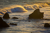 Big California Waves