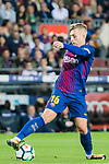 Gerard Deulofeu Lazaro of FC Barcelona in action during the La Liga 2017-18 match between FC Barcelona and SD Eibar at Camp Nou on 19 September 2017 in Barcelona, Spain. Photo by Vicens Gimenez / Power Sport Images