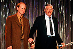Andy Griffith and Ron Howard at the Iris Awards at NATPE in New Orleans, Louisiana in January of 1992. © Walter McBride