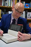 JAN 12 Brad Meltzer Book Signing
