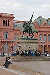 Casa de Gobierno (Government House), Presidential Palace, Casa Rosada, The Pink Palace