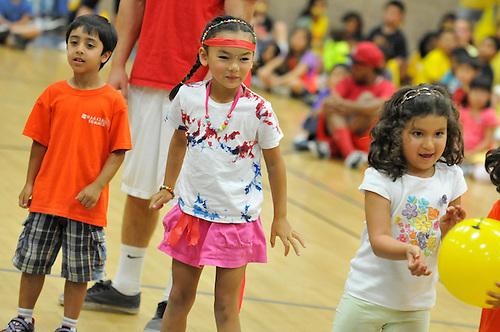 Summer Camp+ Session 1 Afternoon Activities..Photo by Devin Nguyen