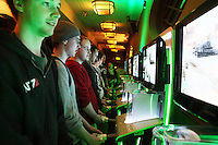 NO REPRO FEE. 14/9/2010. launch of Halo: Reach. The Odeon Dublin for the launch of Halo: Reach Halo: Reach tells the tragic and heroic story of Noble Team, a group of Spartans, who through great sacrifice and courage, saved countless lives in the face of impossible odds. Picture James Horan/Collins Photos