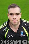 Nicholas O'Sullivan member of the Saint Brendans Ardfert Hurling squad,