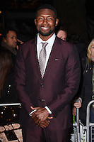 "Trevante Rhodes<br /> at the London Film Festival premiere for ""Moonlight"" at the Embankment Gardens Cinema, London.<br /> <br /> <br /> ©Ash Knotek  D3163  06/10/2016"