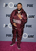 WEST HOLLYWOOD, CA - FEBRUARY 8: DJ Khaled at the season finale viewing party for The Four: Battle For Stardom at Delilah in West Hollywood, California on February 8, 2018. <br /> CAP/MPI/FS<br /> &copy;FS/MPI/Capital Pictures
