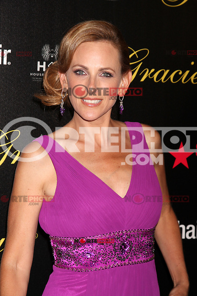 Marlee Matlin at the Alliance for Women in Media Foundation's 37th Annual Gracie National Awards at The Beverly Hilton Hotel on May 22, 2012 in Beverly Hills, California. © mpi28/MediaPunch Inc.