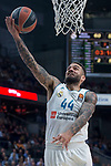 Real Madrid Jeffery Taylor during Turkish Airlines Euroleague match between Real Madrid and Valencia Basket at Wizink Center in Madrid, Spain. December 19, 2017. (ALTERPHOTOS/Borja B.Hojas)