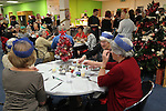 SWALEC Christmas Party for Local Pensioners..15.12.11.©Steve Pope